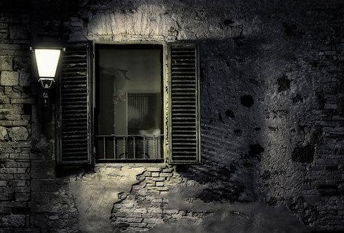 Gábor Ösz: The Window