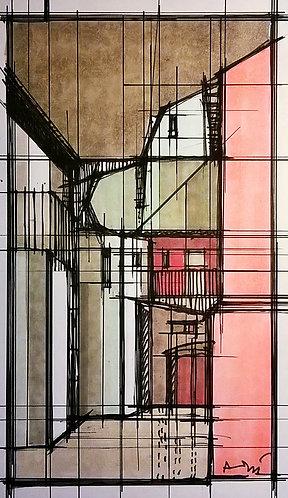 Zoltán André: Caltabelotta Color