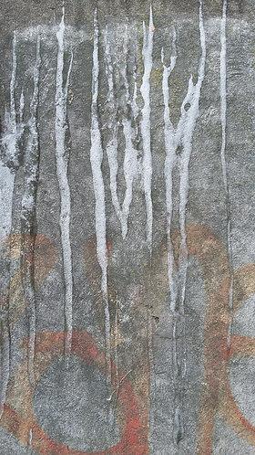 István Pölös: Ice grafity II.