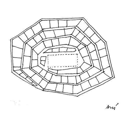 Zoltán André: Architectural Idea