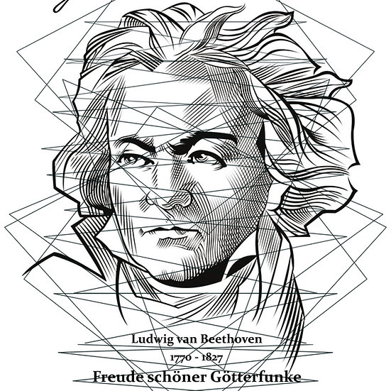Freude, schöner Götterfunke L.v. Beethoven