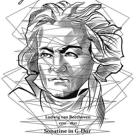 Sonatine in G-Dur L.v. Beethoven