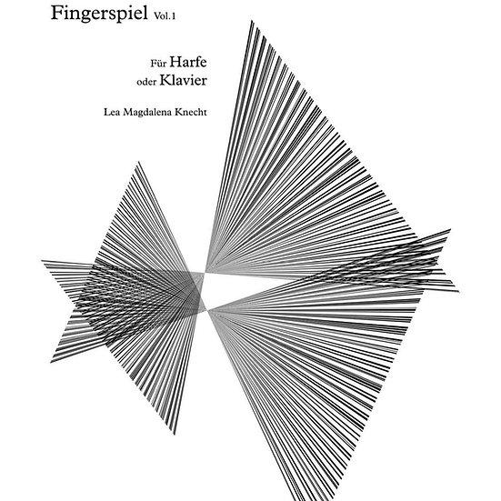 Fingerspiel (Heft)