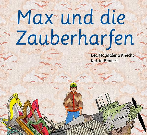 Max und die Zauberharfen (Bilder- und Hörbuch)