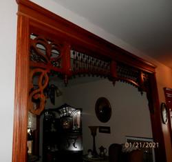Letitia Victorian Arch