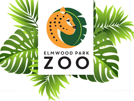 Elmwood Park Zoo will be closed on Wednesday, August 5th due to storm damage!