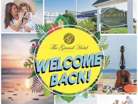 The Grand Hotel..Welcome Back!