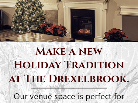Holidays with The Drexelbrook