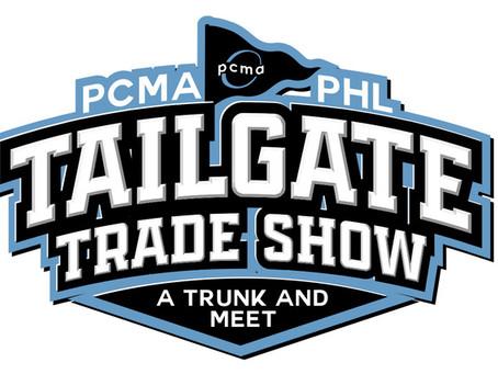 PCMA PHL Tail Gate Trade Show Register Now!