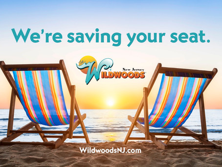 The Wildwoods Message to Vacationers: 'We Are Ready When You Are!'