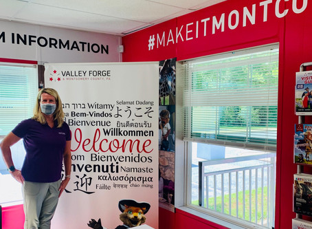 VFTCB Reopens Montco Welcome Center at VFNHP