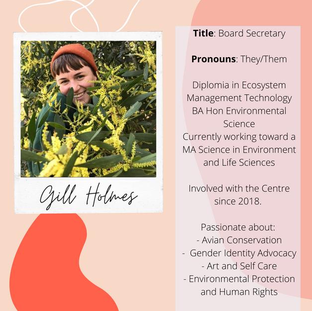 Gill Holmes