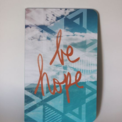 "Freely ""Be Hope"" Notebook"