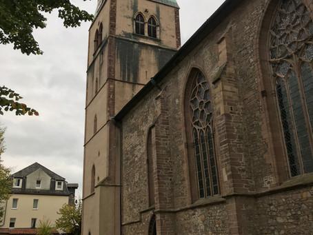 Grußwort zum 700-jährigen Bestehen der Kirchengemeinde St. Marien