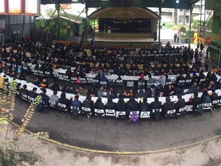 Asamblea Centro General de Padres