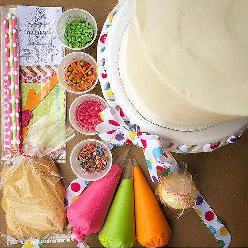 Custom Cake Kit