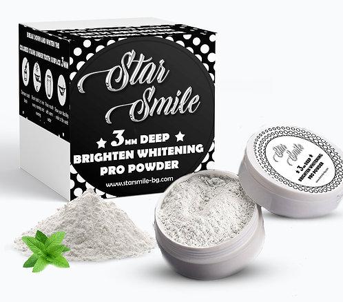 Calcium 3mm Deep whitening STAR SMILE powder