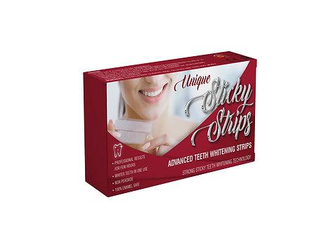 Express Sticky Strips  Star Smile