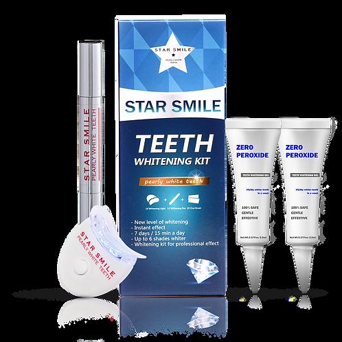 Комбиниран Комплект за избелване STAR SMILE за чувствителни зъби
