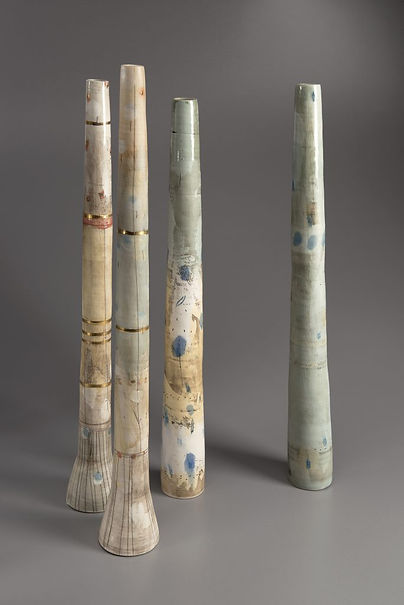 group-of-bottle-vases-stoneware-slips-go