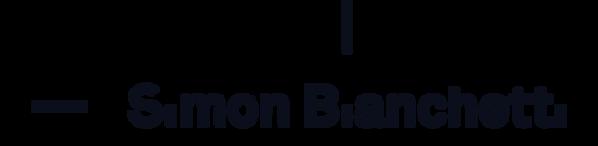 Création, réalisation logo identité visuelle communictaion visuelle carte de visite charte graphique Simon Bianchetti photographe vidéaste drone par Studio Makémaké
