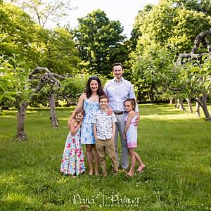 Horne Family - Spring Mini