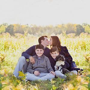 McCue Fall Family Mini