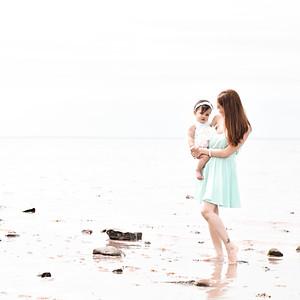 Pasina & June Mommy & Me
