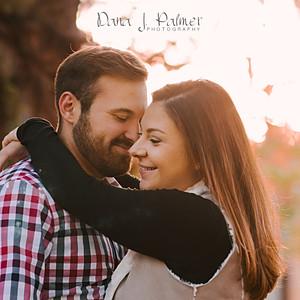 Alyssa & Adams Engagement Shoot