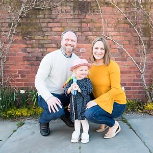 Van Steinburgh Spring Family Mini