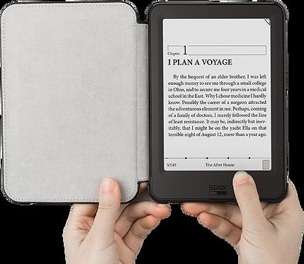 קורא ספרים אלקטרוני ONYX BOOX POKE PRO prmium