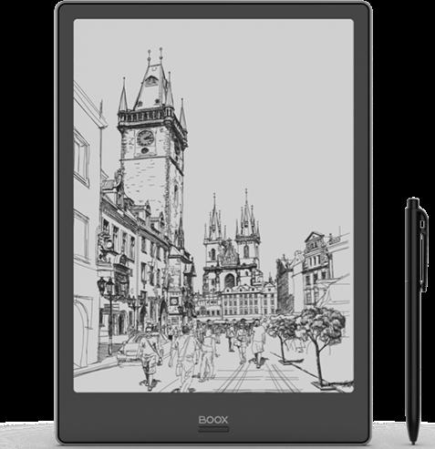 קורא ספרים אלקטרוני ONYX BOOX NOTE  2  premium