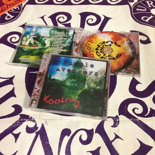 Koolray (CD)
