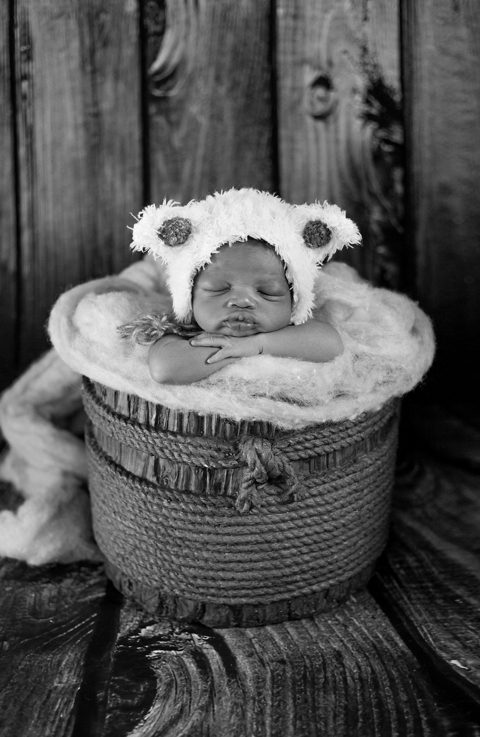 Baby Chance's Newborn session