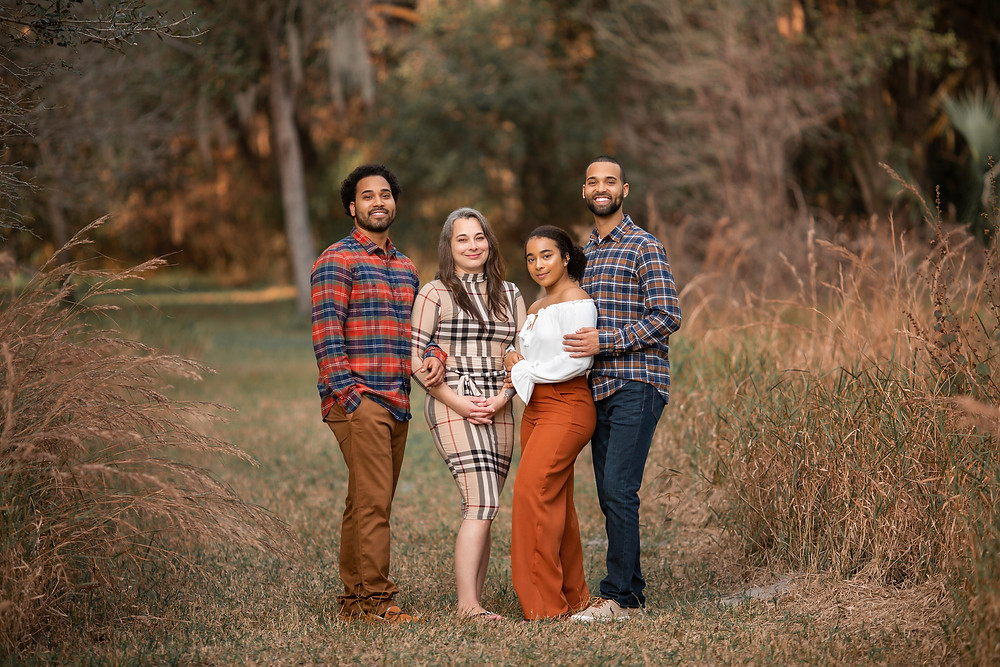 Medard park family photos