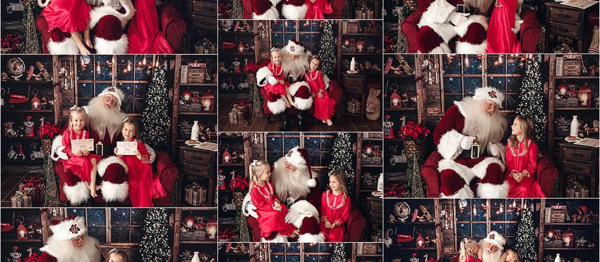 2021 Santa experience! Tampa holiday mini session info!