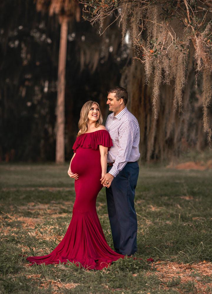 Tamp maternity photographer
