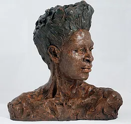 Figure and Portrait Modelling in Clay