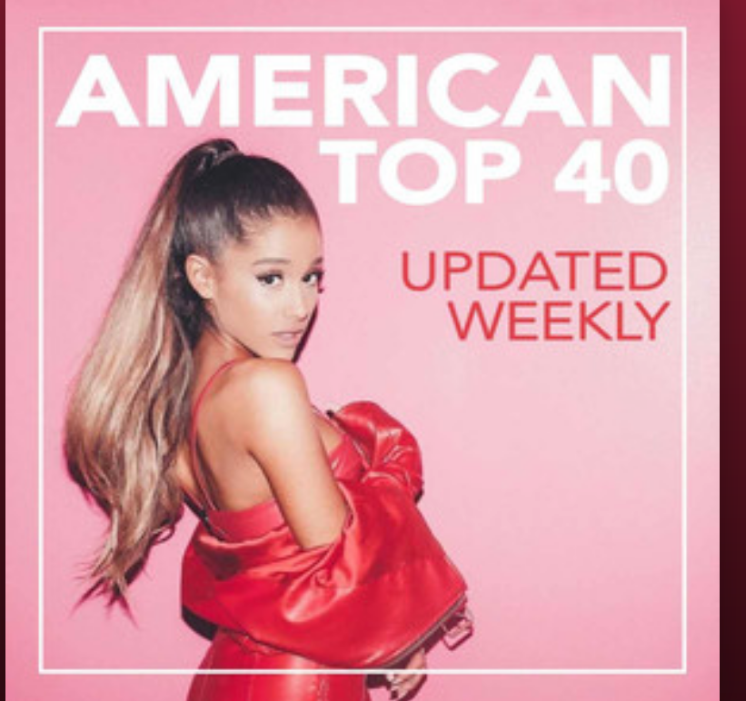 WE'RE HERE on AMERICAN TOP 40