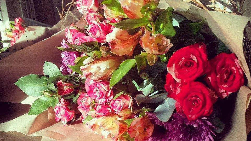 Small Seasonal Flowers