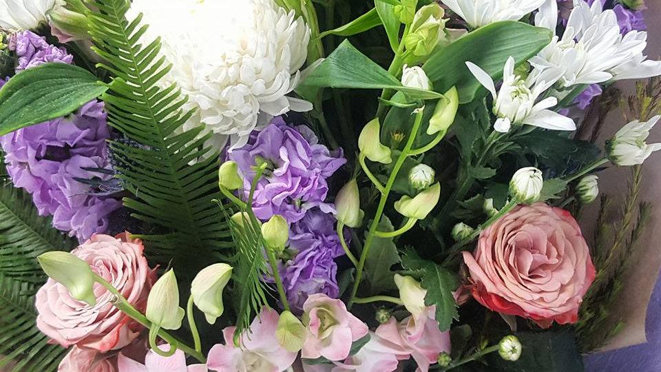 Lavish Seasonal Flowers