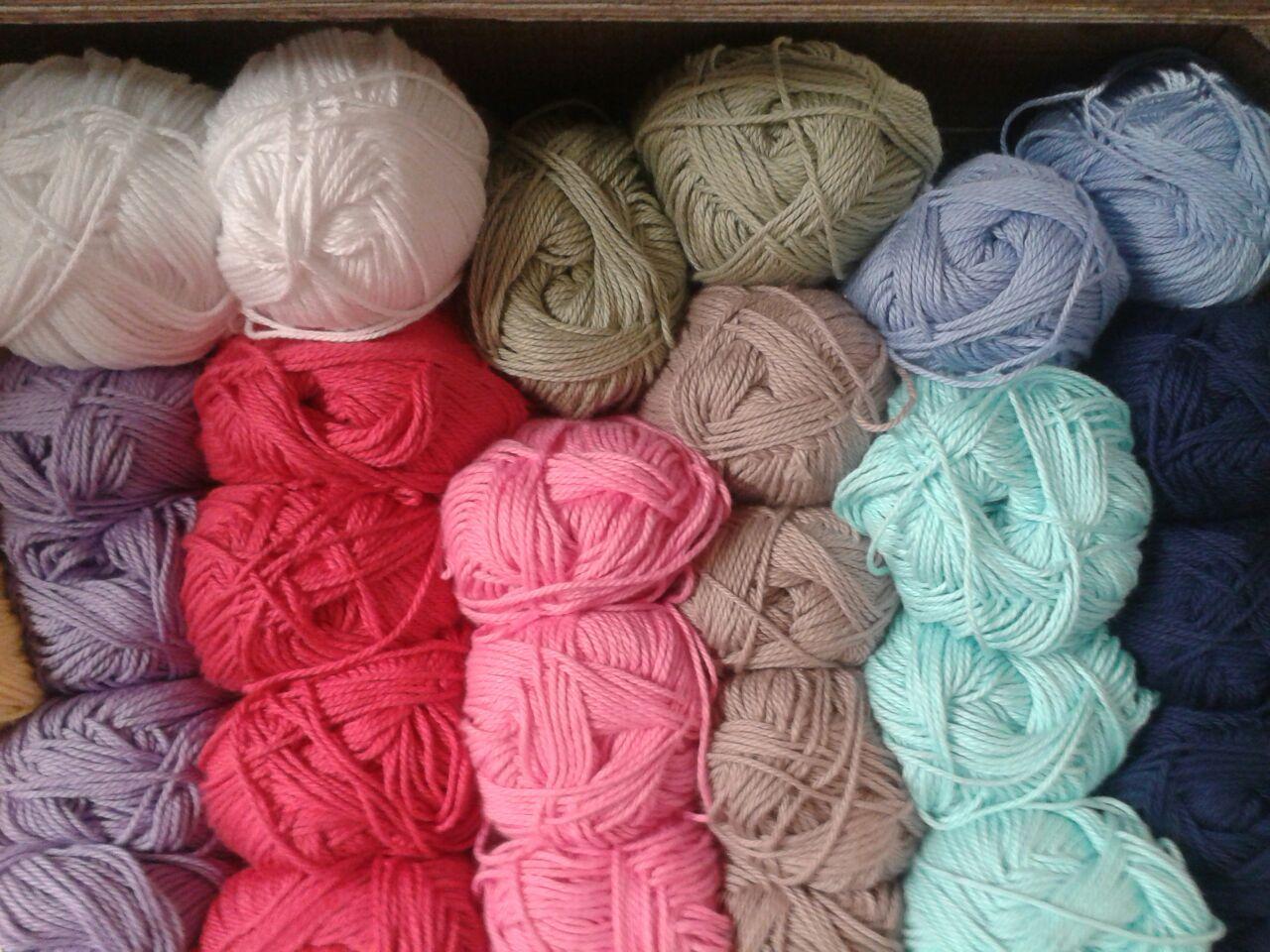 More Wool