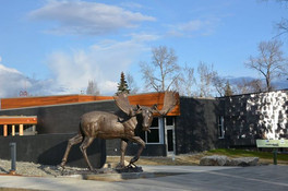 Kenai Alaska Visitor Center