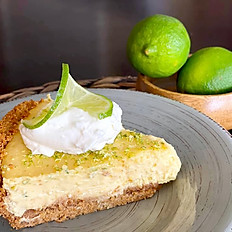 Margarita Lime Pie