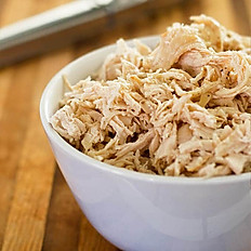 12 oz Cooked Shredded Chicken