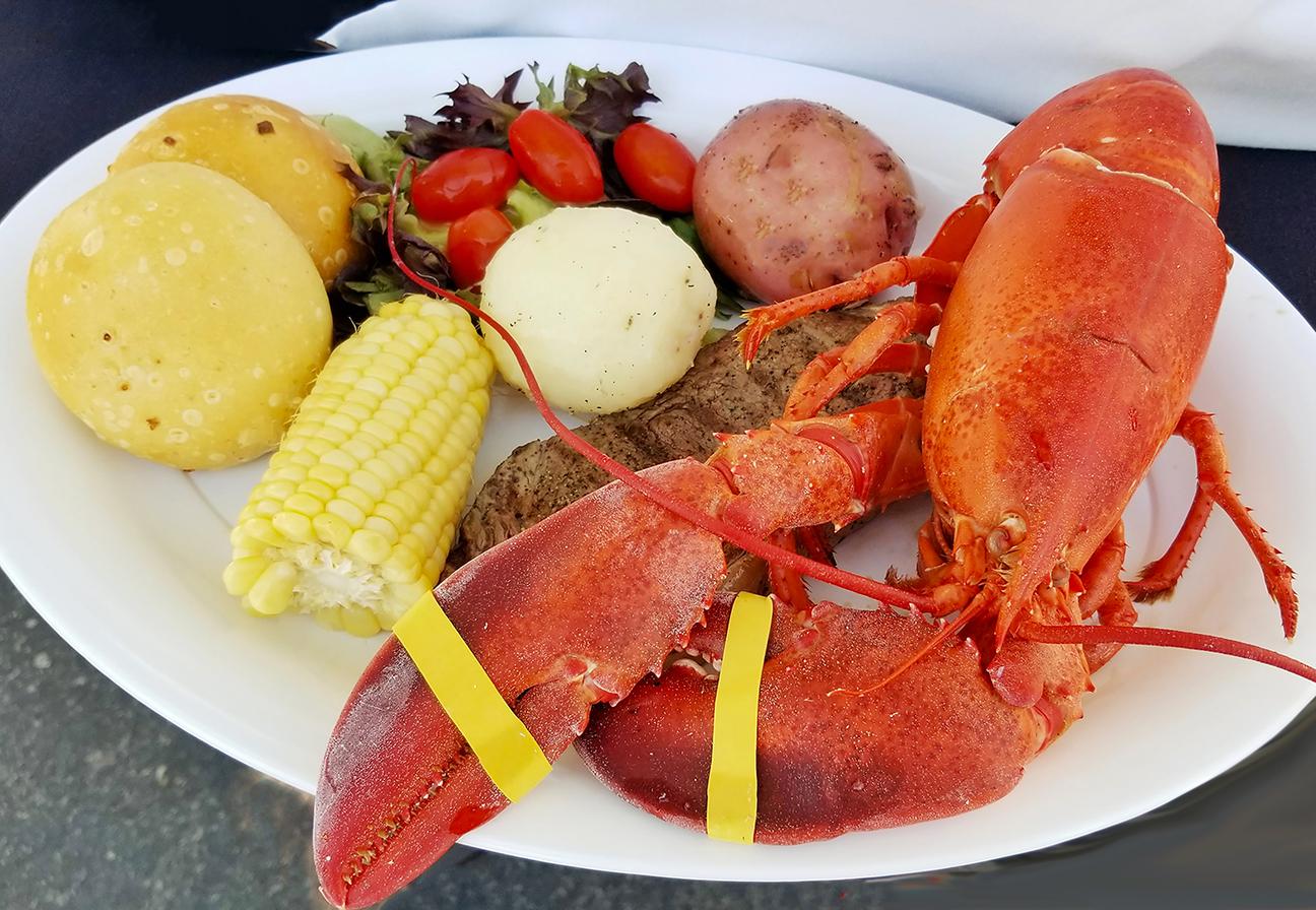 Lobster Dinner 2