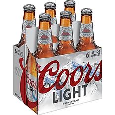 Coors Light 6-Pack