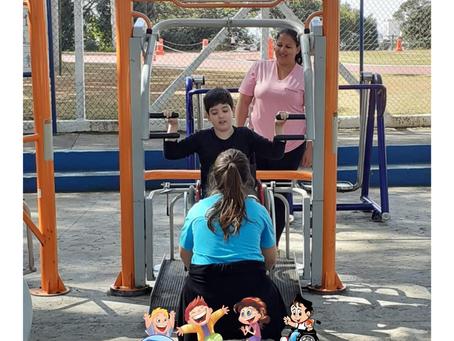 Inserção Social e Integração com as nossas crianças no Bolão em Jundiaí.