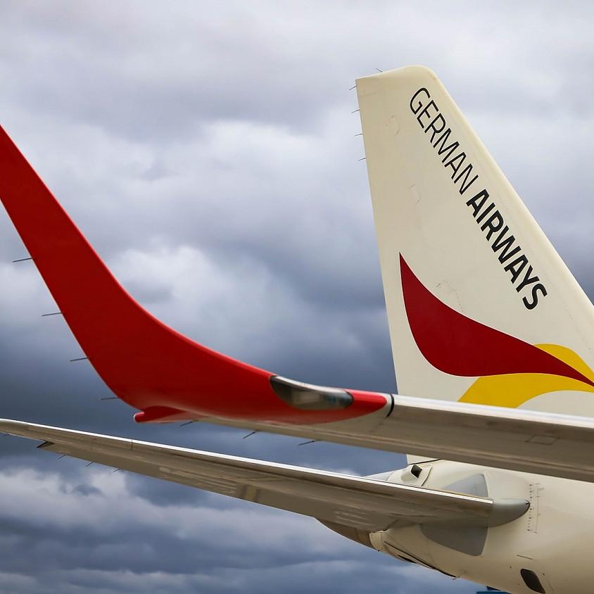 LPC-Besuch bei German Airways