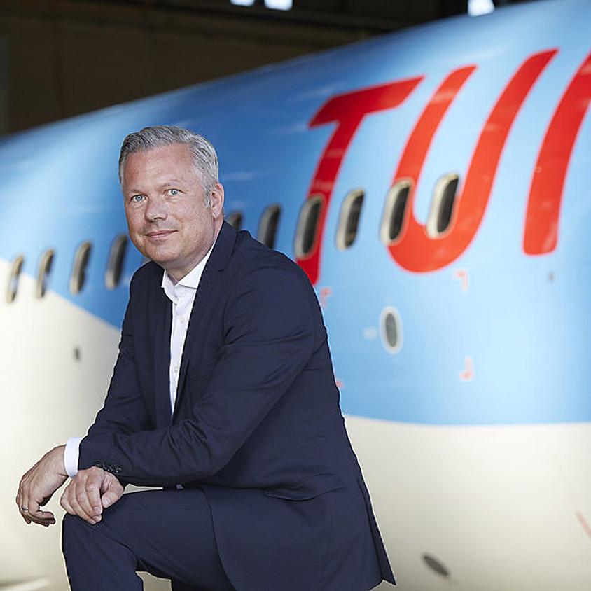 Oliver Lackmann, Tuifly-Chef beim LPC in Hamburg